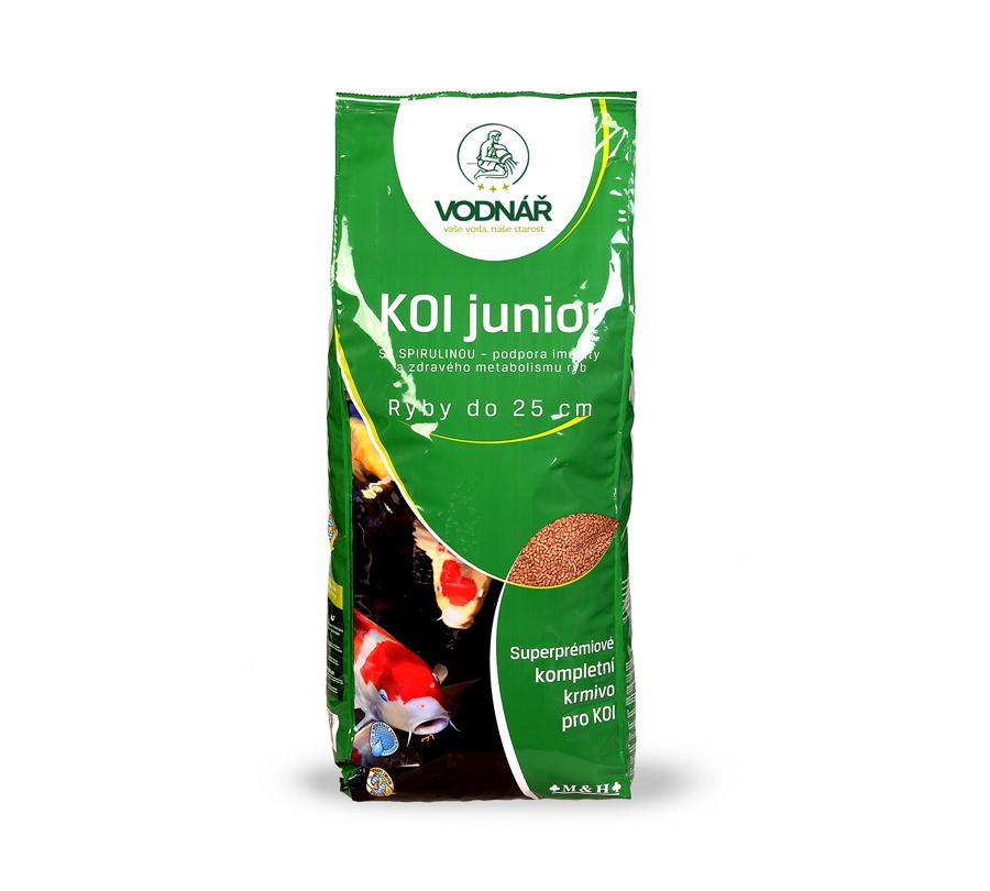 Vodnář Koi junior 4kg