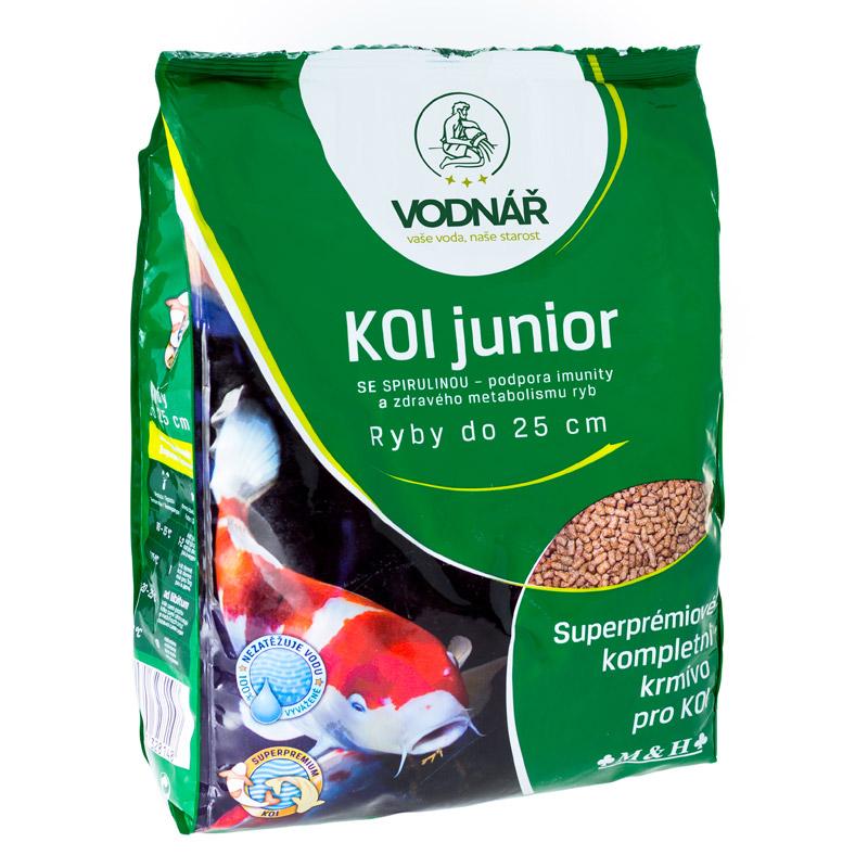 Vodnář Koi junior 0,5kg