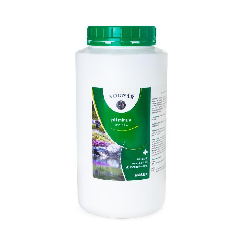 Vodnář pH minus Jezírka 1,5kg
